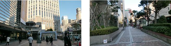 横浜ベイシェラトンホテル りそな銀行横浜支店