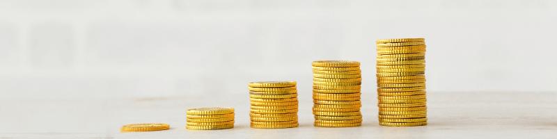 支出の増加イメージ