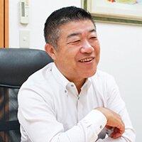 株式会社エイミックス代表 貝阿彌 佳則