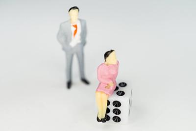 夫が自己破産